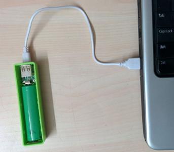 Usb-зарядка для Li-ion аккумулятора